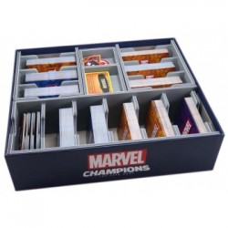 Casier de Rangement pour Marvel Champions : Le Jeu de Cartes - Folder Space