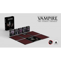 VO - Coffret 5ème Edition - Vampire The Eternal Struggle
