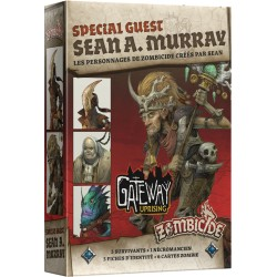 Zombicide : Black Plague - Special Guest: SEAN A. MURRAY