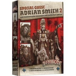 Zombicide : Black Plague - Special Guest: ADRIAN SMITH 2
