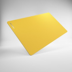 Tapis de Jeu Playmat Prime 2mm - Jaune - Gamegenic