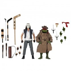 LES TORTUES NINJA - Casey Jones & Raphael in Disguise - Teenage Mutant Ninja Turtles
