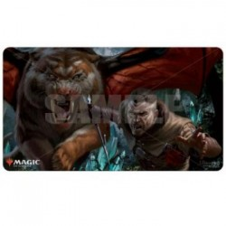 Tapis de jeu - Ikoria: Lair of Behemoths Playmat V4 - Magic The Gathering
