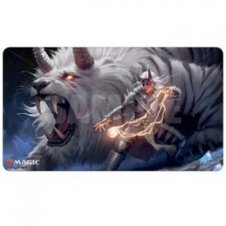 Tapis de jeu - Ikoria: Lair of Behemoths Playmat V5 - Magic The Gathering