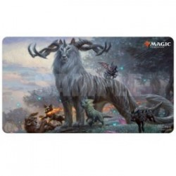 Tapis de jeu - Ikoria: Lair of Behemoths Playmat V7 - Magic The Gathering
