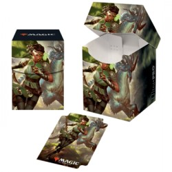 Deck Box 100 Cartes - Magic: The Gathering - Ikoria: Vivien, Monsters' Advocate