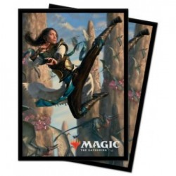 100 Protège-Cartes Magic The Gathering - Ikoria V3