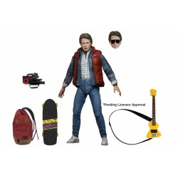 Retour Vers Le Futur - Ultimate Marty Action Figure 18cm - Back to the Future