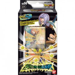 1 Starter Deck 14 - Sayian Wonder - DRAGON BALL SUPER Card Game