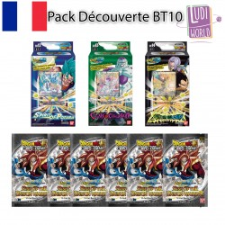 Pack Découverte BT10 - DRAGON BALL SUPER Card Game