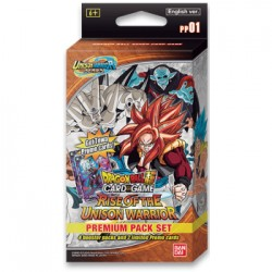 1 Premium Pack Set 01 - DRAGON BALL SUPER Card Game