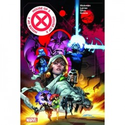 Brick de 10 Boosters X-Men House of X - Marvel HeroClix