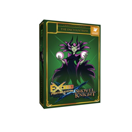 Exceed: The Enchantress