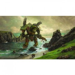 Kraken Wargames Playmats / Tapis de Jeu - Lord of War