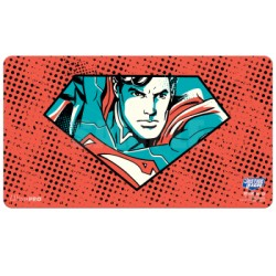Tapis de jeu + TUBE Justice League - Superman