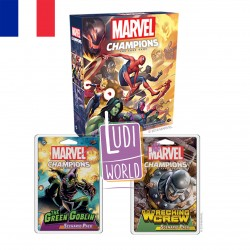 VF - PACK Ludiworld Marvel Champions