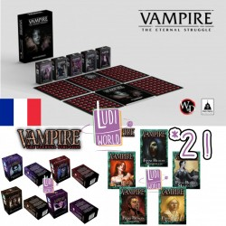 VF - MEGA PACK VAMPIRE The Eternal Struggle LUDIWORLD