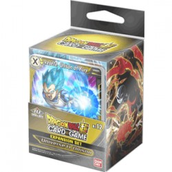 VO - Expansion Set -Universe 11 Unison- [BE12] - Dragon Super Card Game