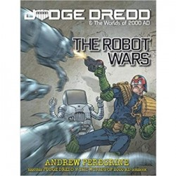 Judge Dredd RPG - Robot Wars - EN