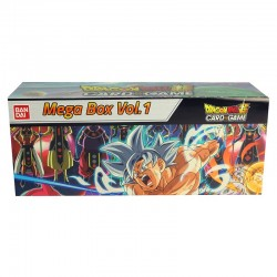 Mega Box Vol.1 - Dragon Ball Super Card Game