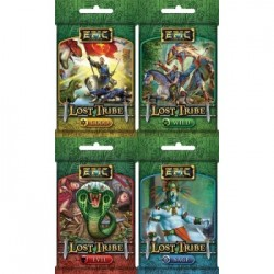 VO - Epic Card Game - Lost Tribe - Lot de 4 boosters