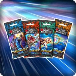 VO - Star Realms: High Alert - Boosters Packs