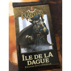 Booster Guardians L'Ile de la Dague CCG