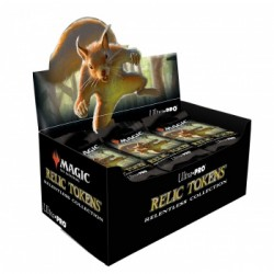 Magic: The Gathering Relic Tokens - Relentless Collection
