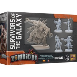 VF - Zombicide Invader : SURVIVORS OF THE GALAXY