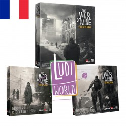 PACK LUDIWORLD This War of Mine : Le Jeu de Plateau