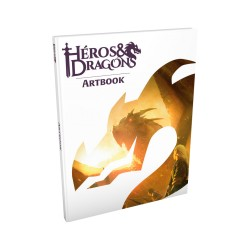 HÉROS & DRAGONS : ARTBOOK