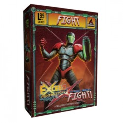 A Robot Named Fight! - Exceed