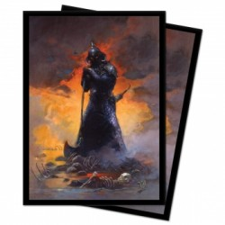 100 Protèges cartes Ultra Pro Standard Frank Frazetta Art sleeves - Death Dealer III