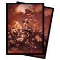 100 Protèges cartes Ultra Pro Standard Frank Frazetta Art sleeves - The Destroyer