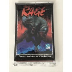 Booster RAGE CCG