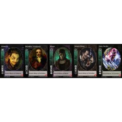 Lot de 5 Vampires Promo - VTES - Vampire The Eternal Struggle