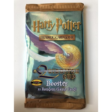 Booster Quidditch Cup Harry Potter TCG