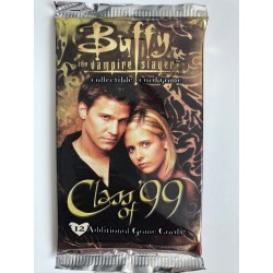 Lot de 6 Boosters Class of '99 - Buffy the Vampire Slayer TCG