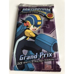 Lot de 6 Boosters Grand Prix - Megaman TCG