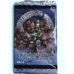 Booster Nightmare Before Christmas TCG (L'étrange Noël de Mr Jack)