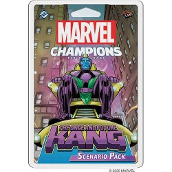 VO - The Once and Future Kang Scenario Pack - Marvel Champions : The Card Game