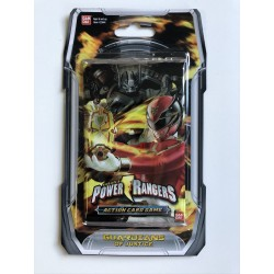 Booster Guardians of Justice - Power Ranger CCG