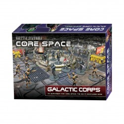 CORE SPACE - GALACTIC CORPS EXPANSION