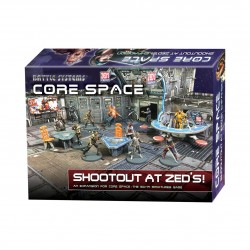 CORE SPACE - SHOOTOUT AT ZED'S EXPANSION