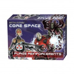 CORE SPACE - PURGE REINFORCEMENTS