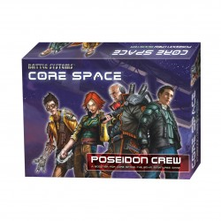 CORE SPACE - POSEIDON CREW