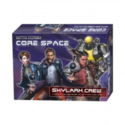 CORE SPACE - SKYLARK CREW
