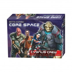 CORE SPACE - CYGNUS CREW