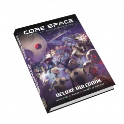CORE SPACE - DELUXE RULEBOOK - ENG
