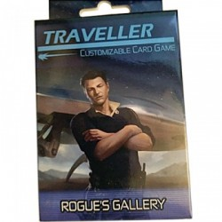 Rogues Gallery - Traveller CCG